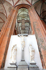 Marienkirche, Lübeck, Germany (廖法蘭克) Tags: lübeck germany 呂北克 德國 canon canon6d frank frankineurope frankingermany photographer photography photograph travel family holiday vacation relax sunny sunshine unesco unescoworldheritage 世界文化遺產 old oldtown 旅行 canonef1740mmf4l marienkirche 教堂 church 聖馬利亞教堂 hansa hanseaticleague 漢薩同盟 漢薩同盟首都 leadingcityofthehanseaticleague historical historicalbuilding 歷史建築 歷史聚落