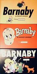Barnaby Newspaper Comic Strip by Crockett Johnson 9836 (Brechtbug) Tags: barnaby newspaper comic strip with mr o malley gus ghost by crockett johnson imaginary friends playmates fairy godfather uncle type grifter con artist strips news paper color vaudville daily comics funny humor satire character characters syndicate fantasy animation the new york herald tribune papers 1940s 1920s cartoonist