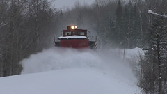 Plow Train Drop In (MaineTrainChaser) Tags: trains train plow snow maine sd402 west east moosehead sub job 410