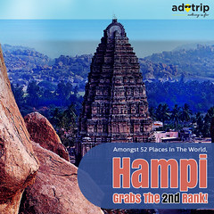 Hampi, an Incredible Destination of the Karnataka Should Be in Your Travel List (adotrip) Tags: placestovisitinindia adventurousplacestovisit tourisminindia touristdestinationsinindia travelandtourism