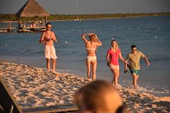 Dominican Republic (Azamay) Tags: dominican republic republique dominicaine bayahibe la romana catalonia grand dominicus beach beautiful girls sunset turquoise sea water palm punta cana airport