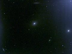 M86 and Surrounding Galaxies (NikulSuthar) Tags: messier m86 m84