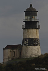 Cape Dissapointment Lighthouse (Eric S Olsen) Tags: washington washingtonstate columbiariver lighthouse sunset maritime