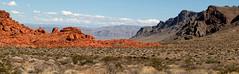 _DSC6344-Valley-of-fire-NV-pano_f (posyche) Tags: valleyoffire nevada desert rock rocks mountains redrocks coloredrock