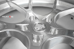 project-6gr-3-piece-forged-10-ten-03 (PROJECT6GR_WHEELS) Tags: project 6gr 10ten 10 wheels wheel rim rims 3piece full forged design raw ford mustang gt gt350 gt350r