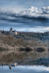 Reflection (ostplp) Tags: reflection reflet etang castle château