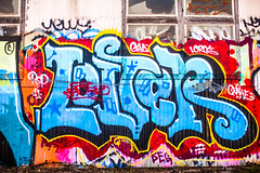 And When the Planet Hit the Sun (Thomas Hawk) Tags: america bayarea berkeley california eastbay sfbayarea usa unitedstates unitedstatesofamerica westcoast graffiti