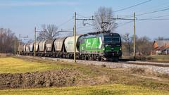 PPD 193 268, Dobova (josip_petrlic) Tags: sž slovenske železnice slovenian railways railway railroad željeznice željeznica zeljeznice eisenbahn ferrovia train zug electric locomotive električne lokomotive električna lokomotiva locomotiva locomotora