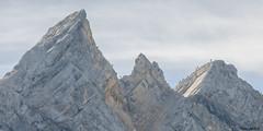 auf und ab (peter-goettlich) Tags: jubiläumsgrat climber bergsteiger grat zugspitze alpspitze volkartspitze