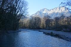 Walk along Nant de Montmin @Doussard @ Walk in Doussard, Faverges, Giez & Lathuile (*_*) Tags: winter hiver 2019 february europe france hautesavoie 74 annecy savoie doussard sourcesdulacdannecy leaumorte river morning matin nantdemontmin trail muddy