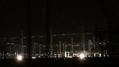20190219_195713 (Benoit Vellieux) Tags: france nouvelleaquitaine gironde 33 bordeaux pessac nuit night nacht stationélectrique powerstation electricalstation elektroschaltanlage schaltanlage transformateur transformator trafo transformer pyloneélectrique powerlinetower strommast