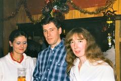 103_NewYearsEve1987 (wrightfamilyarchive) Tags: new years eve 1987 1980s 80s eighties debbie chris warren linda