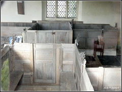 Badley Historical St. Marys Church Suffolk (Alan B Thompson) Tags: 2019 feb church building old suffolk lumix fz82 picassa