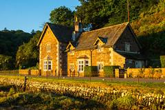 Cottage 28th September 2018 (JDurston2009) Tags: pentillie pentilliecastle tamarvalley cornwall rivertamar