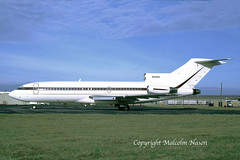 BOEING 727-191 N3946A BURLINGTON RESOURCES (shanairpic) Tags: jetairliner bizjet executivejet corporatejet b727 boeing727 shannon burlingtonresources n3946a