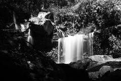 Sometimes I fell like a waterfall (parenthesedemparenthese@yahoo.com) Tags: dem bn chiangmai hiver landscape monochrome nb noiretblanc thaïland thaïlande blackandwhite blancoynegro bnw byn canon600d cascade ef24mmf28 falls landscapephotography longexposure outdoor waterfalls