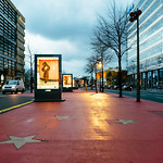 Boulevard der Stars in Berlin, Germany thumbnail