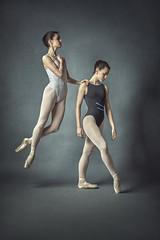 Danza Zaragoza - Paulina & Ione (jmsoler) Tags: zaragoza 2019 ballet ballerinas bailarinas danza pointe