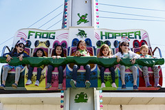 _F5C7593 (Shane Woodall) Tags: 2015 2470mm adventurers amusementpark april birthday birthdayparty brooklyn canon5dmarkiii ella lily newyork shanewoodallphotography twins