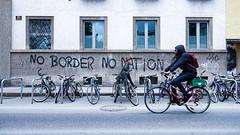 Graffiti in Austria (Ari Lohr) Tags: bike politics europe street edgy uwu