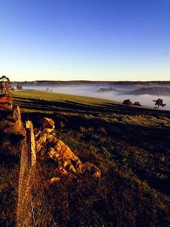 Valley Fog