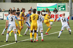 SUT_4860 (ollieGWK) Tags: sports football soccer sutton united v vs havent waterlooville league