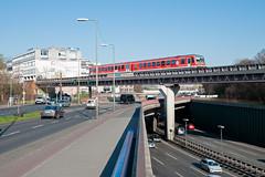 2-4-2019 - Berlin Südkreuz (berlinger) Tags: berlin deutschland schöneberg südkreuz verbindungskurve tempelhof eisenbahn railways railroad br628 sonderzug specialtrain