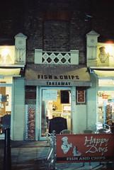 Wentworth Dwellings (goodfella2459) Tags: nikonf4 afnikkor50mmf14dlens cinestill800t 35mm c41 film night analog colour london eastend whitechapel goulstonstreet crimehistory history catherineeddowes jacktheripper