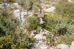 croix commémorative crash Dakota (Bernard Ddd) Tags: 16janvier1946 marseille croixcommémorative marseilleveyre têtedelamounine crash kn557 dakota bouchesdurhône france fr