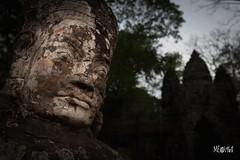 Cambogia - Il passato ci guarda (iw2ijz) Tags: face viso templi temple cambogiacambodia khmer travel trip viaggio nikon reflex d500
