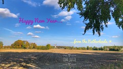 Gelukkig Nieuw Jaar ★ Happy New Year ★ Feliz Año Nuevo ★ Feliz Ano Novo ★  新年快樂 (HereIsTom) Tags: webshots travel europe netherlands holland dutch view nederland views you nature sun tourists cycle vakantie fietsvakantie cycling holiday bike bicycle fietsen plus apple ios camera iphone 8 sky nieuw oud landscape old en 1 fireworks january jaar year feliz scenery new mill ano windmill december 2018 molen 2019 31 and jaarwisseling clouds nuevo blue healty werkhoven thanks wish 新年快樂 新年快乐 année bonne jahr frohes neues नयासालमुबारकहो gelukkig beste wensen gezond