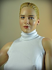 Recent Arrival – Blitzway 1/4 Scale Statue – Basic Instinct – Sharon Stone as Catherine Tramell – Ah...... (My Toy Museum) Tags: blitzway basic instinct statue sharon stone