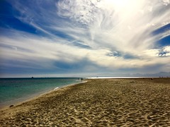 Giftun island, Hurghada, Egypt (cattan2011) Tags: sky clouds cloudscape redsea beaches naturelovers natureperfection naturephotography nature seascape waterscape travelphotography travelbloggers traveltuesday egypt hurghada travel giftunisland