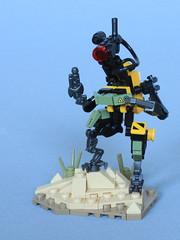 Infantry Scout Drone (Oscar Cederwall (o0ger)) Tags: lego moc drone spacejam2018 droneuary beyondsol bortomsol