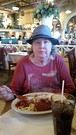 Lunch with my mom at Zio's Italian Kitchen (Adventurer Dustin Holmes) Tags: 2019 family lindaross lindastarnes mom parent mother zios springfieldmo springfieldmissouri missouri dining indoor woman human people person female adult mamassampler spaghetti italian restaurant lunch ozarks greenecounty american newyorkcity hat redshirt plate coke drink softdrink food cola glass straw eating spoon tomatosauce pastasauce noddles tables chairs vase planter