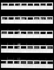 (tommy shoots) Tags: blackwhite bw st louis monochrome architecture fuji xt1 xf1855mm apartments