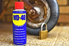 WD40 (roanfourie) Tags: flickrlounge weeklytheme productphotography wd40 nikon d3400 nikkor prime 35mm f18 dx raw gimp 2019 february