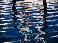 Reflections on the water (Ostseetroll) Tags: deu deutschland geo:lat=5437514032 geo:lon=1098214379 geotagged hafen heiligenhafen schleswigholstein spiegelungen reflections ostsee balticsea wasser water olympus em10markii
