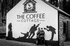 My Boys (cabmanstu) Tags: family coffeeshop blackandwhitephotography monochrome mono