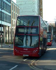abellio london 9413 LJ56 VTP (mj.barbour) Tags: alexander dennis enviro 400 tram replacement bus abellio london 9413 lj56 vtp
