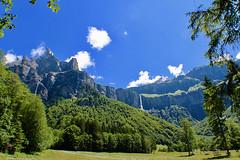 Cirque du Fer à Cheval (laudato si) Tags: landscape paysage outdoor cascades montagnes mountain alpes alps sixt feràcheval cirque