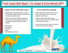 Fresh Camel Milk Market _ Global and China Industry Analysis, Trends and Forecast to 2024 (charanjitaark) Tags: camelmilkmarket2024globalcameldairymarket globalcamelmilkmarket chinacameldairymarket chinacamelmilkmarket agricultureandfoodmarket marketresearchreports