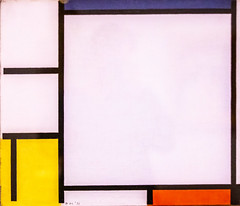 Composition with Blue, Red, Yellow and Black (Thomas Hawk) Tags: america compositionwithblue mia minneapolis minneapolisinstituteofart minneapolisinstituteofarts minnesota museum pietmondrian usa unitedstates unitedstatesofamerica yellowandblack painting red us fav10 fav25 fav50