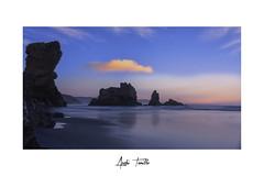 _ATP2228 (anahí tomillo) Tags: nikond7500 paisaje landscape playa beach naturaleza nature rocas rock nubes clouds