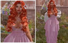 › Blossom... (Yaz Min Roa-Kahn) Tags: lana doux thewhoremansion avada belleza blossom secondlife sl second life virtualgirl virtualworld virtualfashion virtual avatar