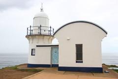 Tacking Point Lighthouse (Gillian Everett) Tags: tacking point lighthouse beach nsw australia 1879 flinders sooc 365 2019