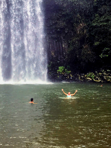 IMG_4763 Girl at Milla Milla Falls