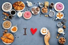 960242 (andini142) Tags: coffee black cappuccino conpanna cup affogato espresso lungo latte love