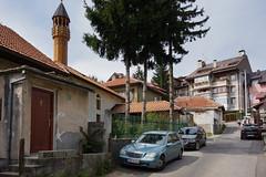 Sarajevo - Ulica Tepebašina (Añelo de la Krotsche) Tags: sarajevo ulicatepebašina bosnaihercegovina bosnieherzégovine mercedes