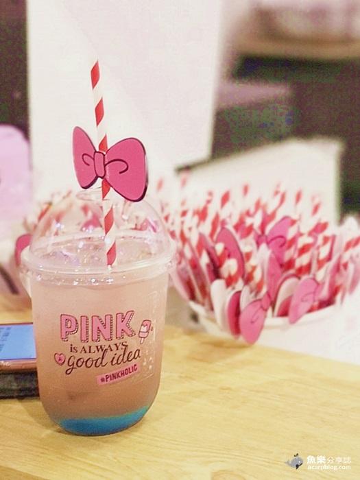 【免費景點】三麗鷗粉紅閨蜜期間限定店 Pinkholic Pop-Up Store│台北華山文創園區 @魚樂分享誌